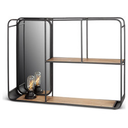 Industrial Display And Wall Shelves  by Gerson Company