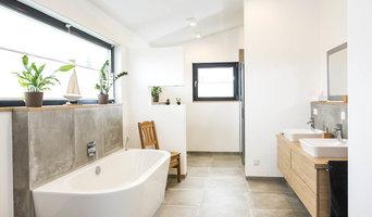 Schönes Badezimmer