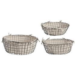 Epic Farmhouse Baskets by Fantastic Decor LLC
