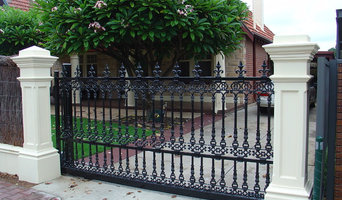 Elizabeth / Mary Cast Aluminium Gates & Fence Panels