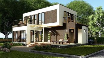 CAROLINA PREFABRICATED HOUSE