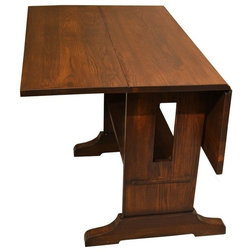 Craftsman Dining Tables by Crafters and Weavers