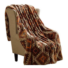 Flannel Throw Blanket Soft Blanket Couch Sofa Blanket For Nap #13