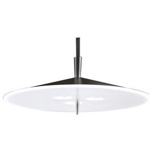 Pla 3-Bulb Pendant Light, Grey, 4 W