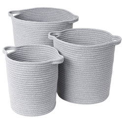 Contemporary Baskets by blomus