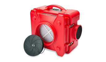 HEPA Air Scrubber Rentals in Warren MI