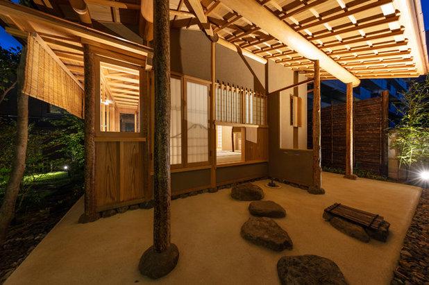 和室・和風  by Tsubaki&Associates椿建築デザイン研究所