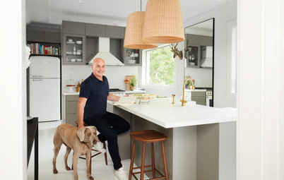 Step Inside Neale Whitaker's Oh-So-Practical Kitchen