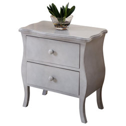 Transitional Nightstands And Bedside Tables by Abbyson Living