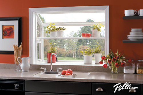 Garden Window In Kitchen Who Has One, Are Garden Windows Outdated