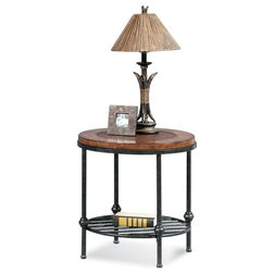 Spectacular Transitional Side Tables And End Tables by BASSETT MIRROR CO