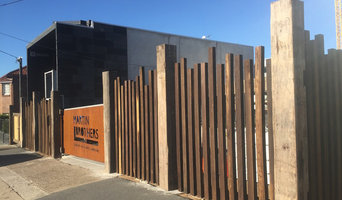 Martin Brothers HQ Feature Fence - Fortitude Valley