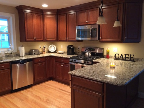 Does Kitchen Cabinets Have To Match Dining Set