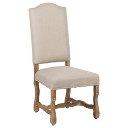 Farmhouse Dining Chairs by Kosas