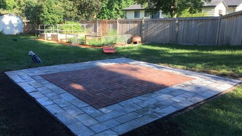 Stonework  and Hardscaping Projects