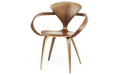 One Chair, 12 Homes: The Shapely Cherner Chair