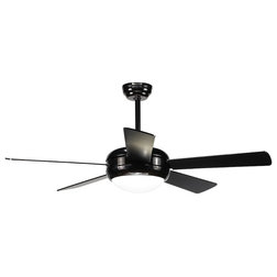 Modern Ceiling Fans by Houzz