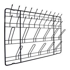 Stow and Hang Frame, Matt Black, 60x47x10 cm