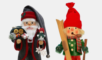 Holiday Collectibles From Germany
