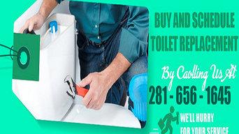 Toilet Repair Kemah TX