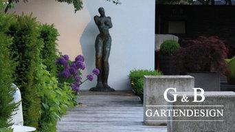 Mehrfach ausgezeichnete Gartengestaltung: Privatgarten mit Schwimmteich