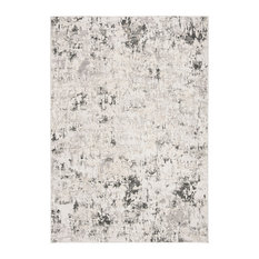 """Safavieh Vogue Vge144A Organic/Abstract Rug, Beige/Charcoal, 9'0""""x12'0"""""""