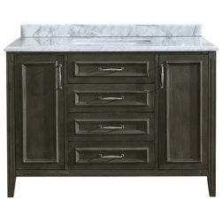 Contemporary Bathroom Vanities And Sink Consoles by Ari Kitchen & Bath