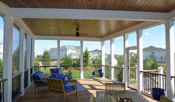 Ashburn Porch and Pergola