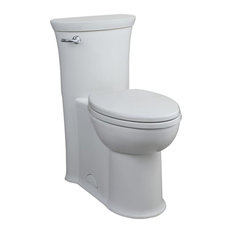 American Standard 2786.128.020 Tropic FloWise Elongated One-Piece Toilet, White