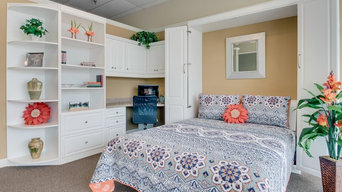Murphy Bed and Home Office