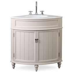Traditional Bathroom Vanities And Sink Consoles by Chans Furniture