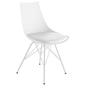 Kiki White Dining Chair