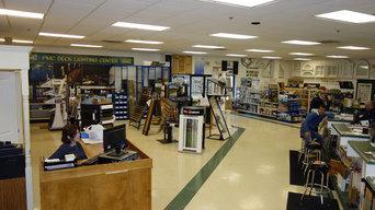 PMC West Sales Counter Showroom