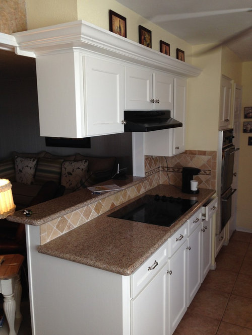 Kitchen Cabinet Facelift - Kitchen Cabinetry