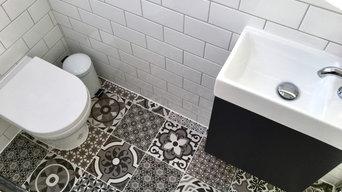 Jo & Simon's Loft Bathroom