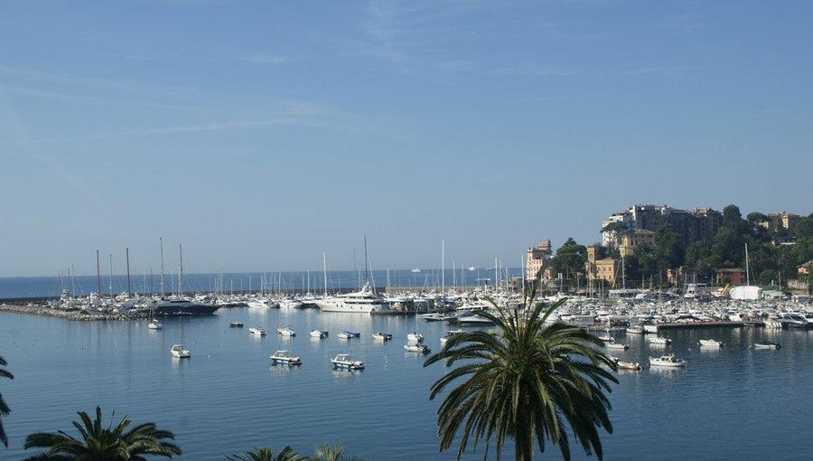 appartamento al mare, Rapallo