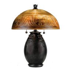 Quoizel Quoizel Lamp Table Lamp - Teco Rossa