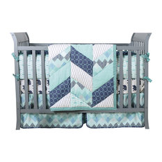 Contemporary Baby Bedding Houzz