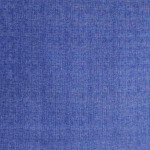 """""""Almost Linen"""" Cote D'Azur Blue Oilcloth Tablecloth, 142x250 cm"""