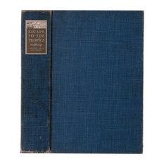 "1937 ""Escape to the Tropics"" by Desmond Holdridge"