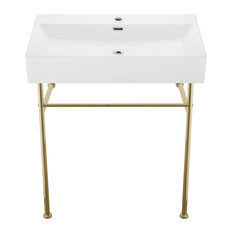 50 Most Popular Console Sinks For 2021 Houzz