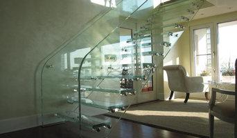 Full Glass Stair
