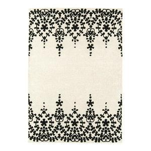 Matrix Guild MAX06 Rug, White, 160x230 cm