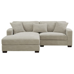 Contemporary Sectional Sofas by Emerald Home