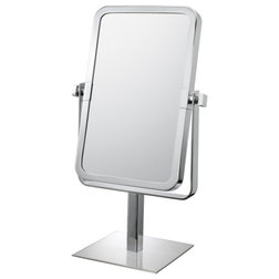 Contemporary Makeup Mirrors by Aptations Inc.
