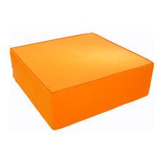 "Ottoman 44"", Tuscan Orange"