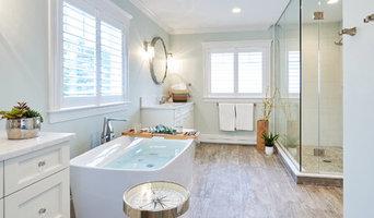 Coastal Kitchen, Powder Room & Master Bath Retreat