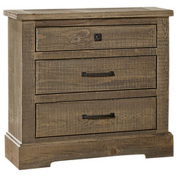 Rustic Nightstands And Bedside Tables by HedgeApple
