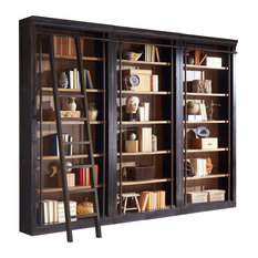 Martin Furniture Toulouse 3 Bookcase Wall