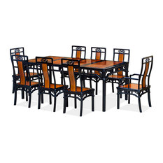 80 Rosewood Ming Style Dining Table With 8 Chairs